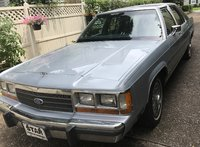 Picture of 1989 Ford Crown Victoria Base, exterior, gallery_worthy