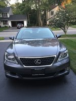 Picture of 2012 Lexus LS 460 AWD, exterior