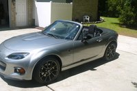 Picture of 2014 Mazda MX-5 Miata Club Convertible w/ Retractable Hardtop, exterior