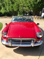 Picture of 1966 MG MGB, exterior