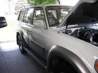 Picture of 1997 Lexus LX 450 4WD, exterior, engine, gallery_worthy