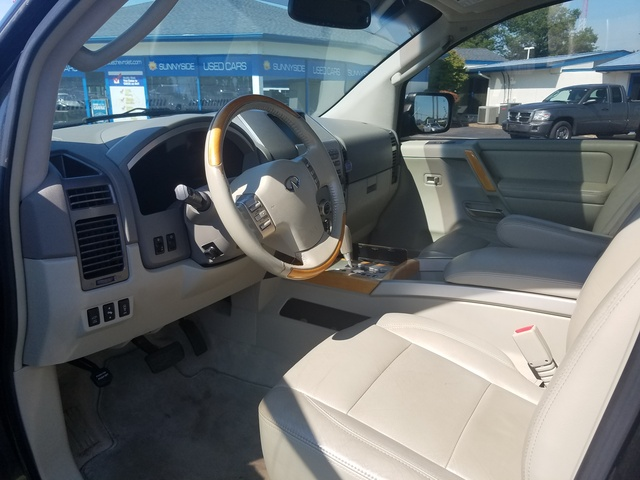 Picture of 2007 INFINITI QX56 4WD, interior, gallery_worthy