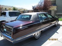 Picture of 1996 Cadillac Fleetwood Base Sedan, exterior, gallery_worthy
