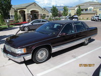Picture of 1996 Cadillac Fleetwood Base Sedan, exterior