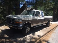 Picture of 1993 Ford F-250 2 Dr XL Extended Cab LB, exterior