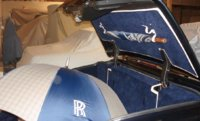 Picture of 2001 Rolls-Royce Corniche Turbo Convertible, interior, gallery_worthy
