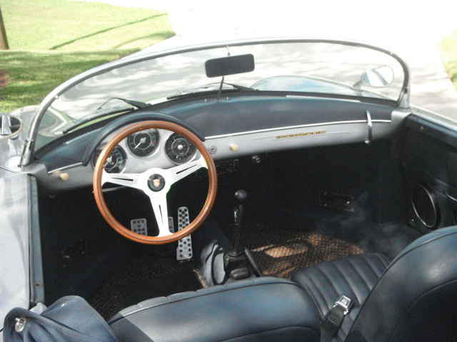Porsche 959 For Sale >> 1957 Porsche 356 - Interior Pictures - CarGurus