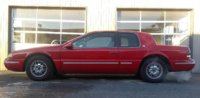 1996 Mercury Cougar Picture Gallery