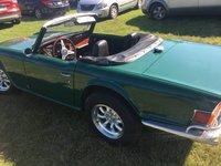 1972 Triumph TR6 Overview