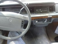 Picture of 1994 Mercury Grand Marquis 4 Dr GS Sedan, interior, gallery_worthy