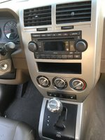 Picture of 2007 Jeep Compass Limited 4X4, interior