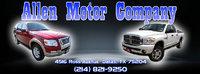 Allen Motor Co. logo