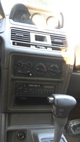 Picture of 1997 Mitsubishi Montero LS 4WD, interior
