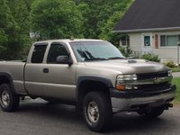 Picture of 2002 Chevrolet Silverado 2500 4 Dr LS 4WD Extended Cab SB, exterior