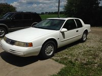 Picture of 1995 Mercury Cougar 2 Dr XR7 Coupe, exterior, gallery_worthy
