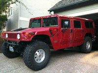 Picture of 1998 AM General Hummer 4 Dr Turbodiesel AWD SUV, exterior