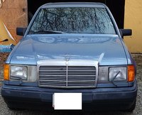 Picture of 1987 Mercedes-Benz 300-Class 300D Turbodiesel Sedan, exterior