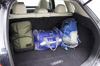 Rear cargo area of the 2017 Mazda CX-5, interior, gallery_worthy