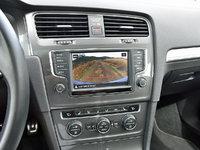 2017 Volkswagen Golf Alltrack SEL 4Motion AWD, 2017 Volkswagen Golf Alltrack SEL reversing camera display, interior, gallery_worthy
