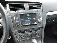2017 Volkswagen Golf Alltrack SEL 4Motion AWD, 2017 Volkswagen Golf Alltrack SEL radio display, interior, gallery_worthy