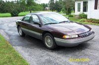 Picture of 1994 Chrysler Concorde 4 Dr STD Sedan, exterior, gallery_worthy
