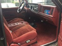 Picture of 1987 Ford Bronco II XLT 4WD, interior, gallery_worthy