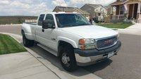 Picture of 2001 GMC Sierra 3500 SLT Extended Cab 4WD, exterior