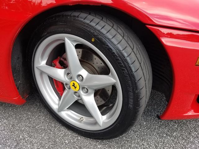 Picture of 2004 Ferrari 360 Spider Spider Convertible