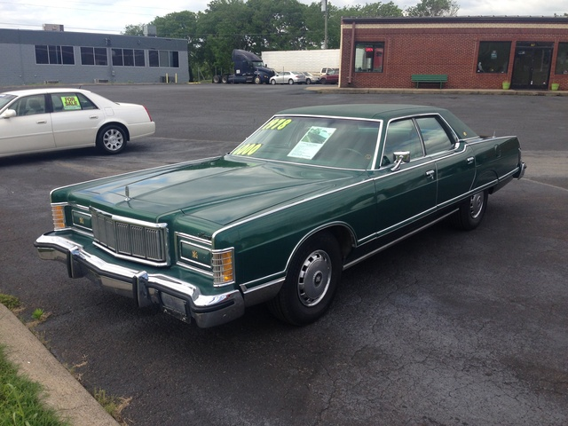 Picture of 1983 Mercury Grand Marquis, exterior, gallery_worthy