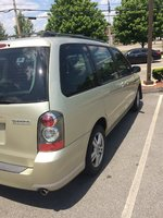 Picture of 2005 Mazda MPV LX, exterior