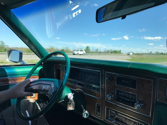 Picture of 1983 Mercury Grand Marquis, interior, gallery_worthy