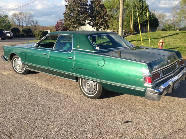 Picture of 1983 Mercury Grand Marquis