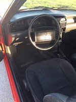 Picture of 1991 Mercury Capri 2 Dr STD Convertible, interior