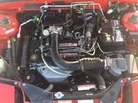 Picture of 1991 Mercury Capri 2 Dr STD Convertible, engine