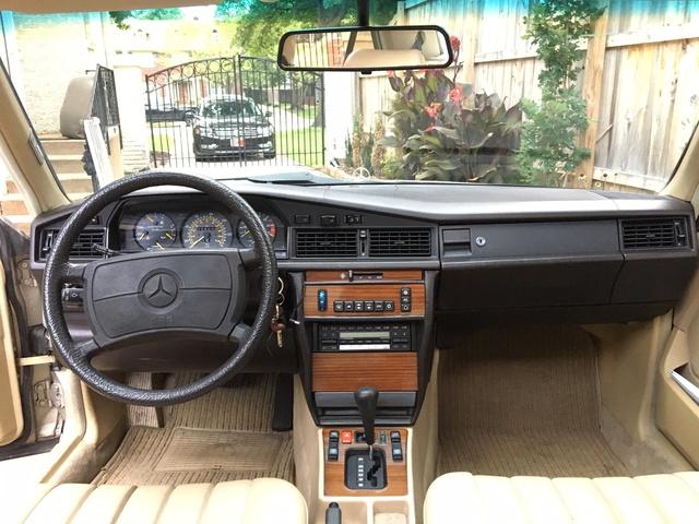 Picture of 1987 Mercedes-Benz 190-Class 190E 2.3 Sedan, interior