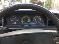 Picture of 1987 Mercedes-Benz 190-Class 190E 2.3 Sedan, interior, gallery_worthy