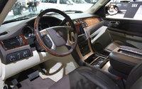 Picture of 2013 Cadillac Escalade Hybrid Platinum Edition, interior