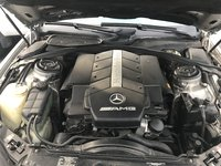 Picture of 2001 Mercedes-Benz S-Class S 55 AMG, engine