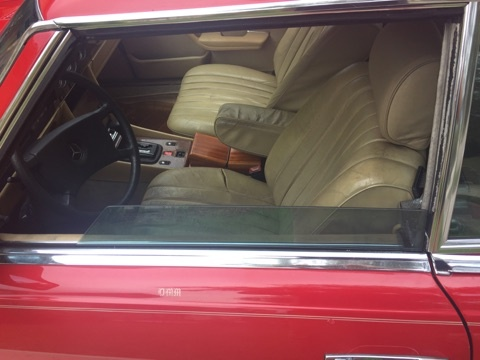 Picture of 1984 Mercedes-Benz SL-Class 380SL, interior, gallery_worthy