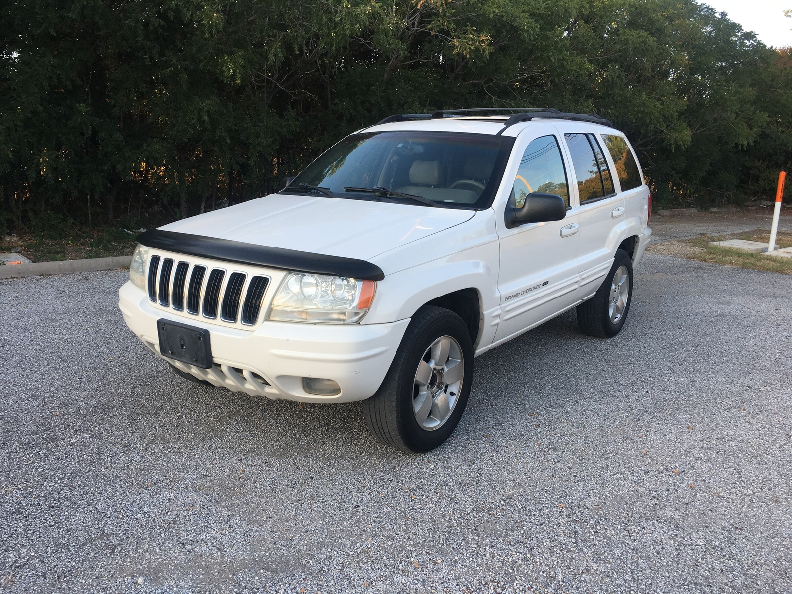 2001 Jeep Grand Cherokee - Overview