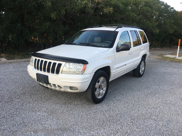 Picture of 2001 Jeep Grand Cherokee Limited