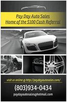 Pay Day Auto Sales logo