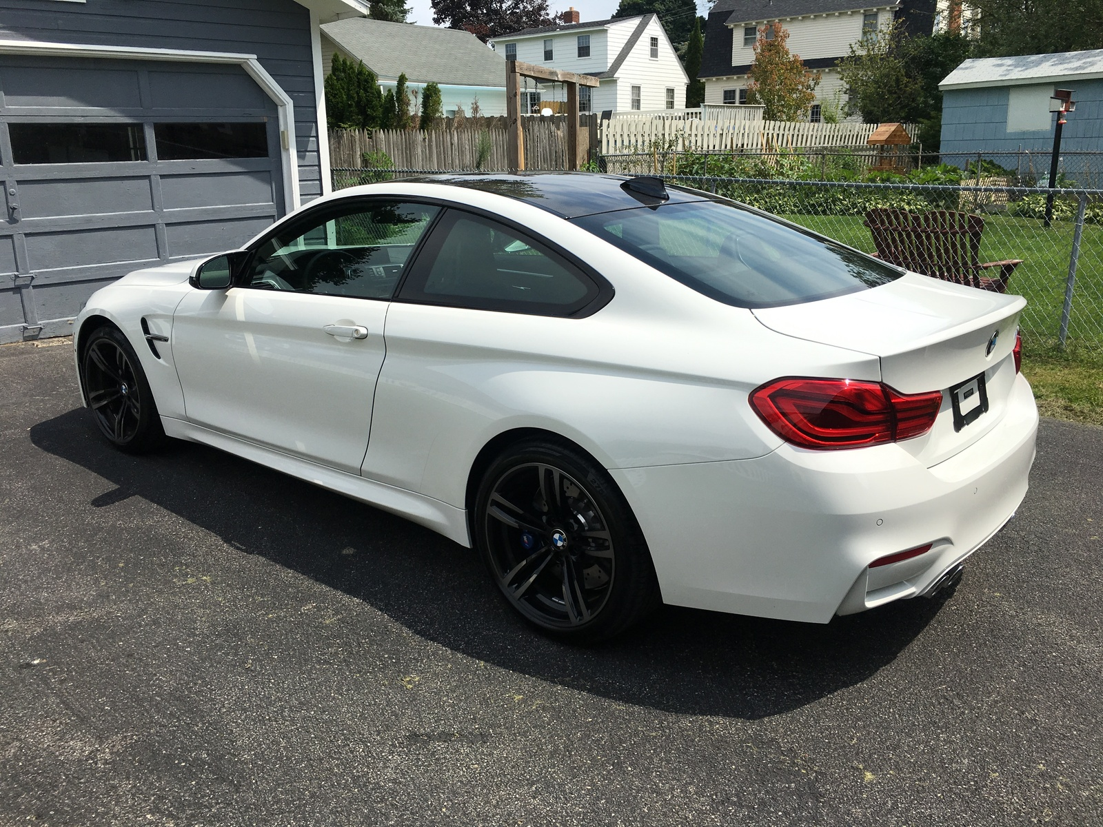 Picture of 2018 BMW M4 Coupe