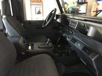 Picture of 1997 Land Rover Defender 90, interior