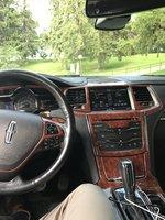 Picture of 2013 Lincoln MKS Sedan, interior