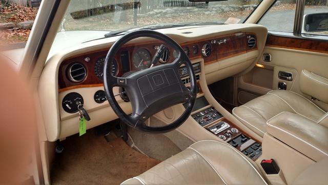 1991 Rolls Royce Corniche Pictures