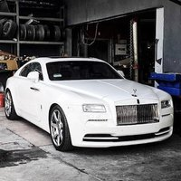 Picture of 2014 Rolls-Royce Wraith Coupe, exterior, gallery_worthy