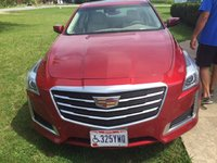 Picture of 2016 Cadillac CTS 2.0T Luxury AWD, exterior, gallery_worthy
