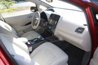 Picture of 2011 Nissan Leaf SV, interior, gallery_worthy