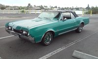 1967 Oldsmobile 442 Overview